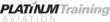 Platinum Aviation Training logo