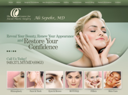 plastic, surgery, surgeon, website, design, orange, county, ca