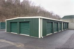 Mini Storage Warehouse Steel Building