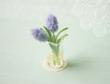 Dollhouse Miniature Hyacinth