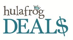 Hulafrog DEALS logo