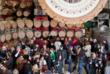 Revelers gather to enjoy the artisan wines of Eighth Street East / © Jak Wonderly Photography