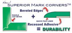 floor marking tape design