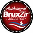 Authorized BruxZir Solid Zirconia Lab Label