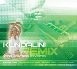 Kundalini Remix Album Cover