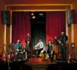 Curtains For You, a five-piece band from Seattle, harmonize thoughtful lyrics over upbeat piano and ragtime tinged pop. They will be performing at the next Gigs4Good event, benefitting Arts Corps