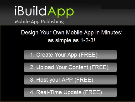 Ibuildapp Announces New Android App Creator