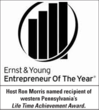 The American Entrepreneur Host Ron Morris Receives The First Ernst...