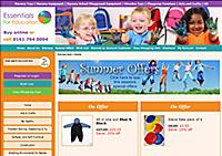 eCommerce Website Design by Vizcom
