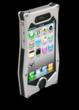 MeeMojo.com metal iPhone4 Slick Case