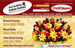 Incredibly Edible Delites Website