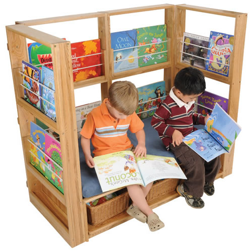 media children library furniture