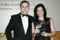 Fraud & Credit Risk Management project wins award