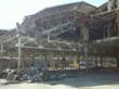 photo of the superstructure of Boeing Plant 2