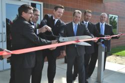 Ribbon Cutting Ceremony at DBSi TEKPark, 5/25/2011