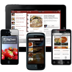BigOven.com - 200,000+ recipes and free mobile apps