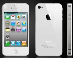 Free White iPhone 4 Giveaway