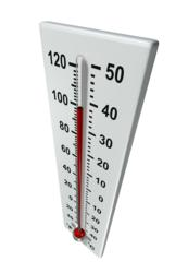 soaring thermometer