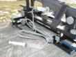 The BGMR includes a remote hydraulic trigger release