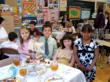 St Joseph School CT enjoy tea and poetry reading