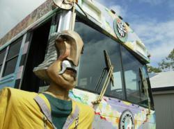 Bus Tours through San Francisco