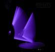 Hiptrix Purple Glow-in-the-Dark Drumsticks