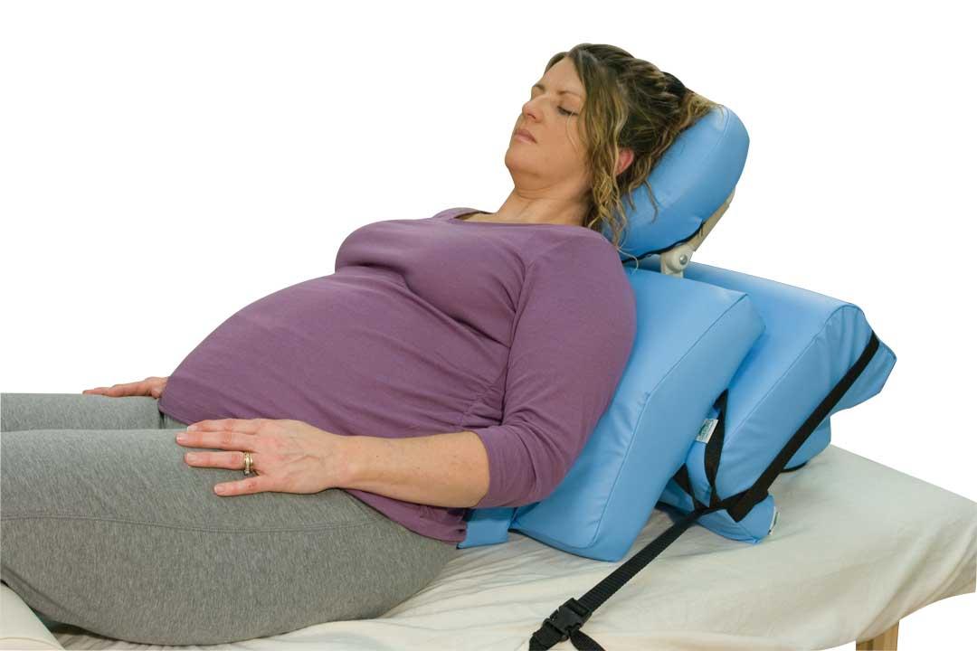 Oakworks Offers Breakthrough Prenatal Massage Bolster Set