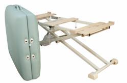 Oakworks ProLuxe Convertible with Nova portable table