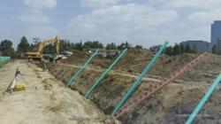 Sewer Pipeline Installation
