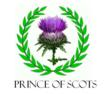 Prince of Scots Logo