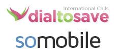 SoMobile and DialToSave