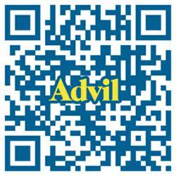 Advil QR code