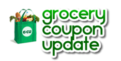Grocery Coupon Update logo