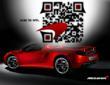 McLaren auto QR code