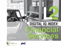 Digital IQ Index: Financial Services