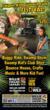 Swamp Kids Summer Fun Festival Flyer