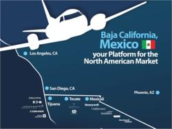 Baja California, Mexico Aerospace Industry