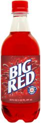 Big Red 20 oz bottle