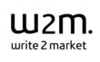 Write2market media relations company logo