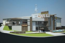 uptown alley, chesterfield, richmond, midlothian, amelia, virginia, central virginia, va, 288, hull street, bowling, bars, restaurants, new development