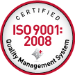 Classic ISO Certification Sticker
