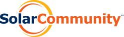 The Solar Community Main Logo