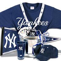 Ny Yankees Gift Basket