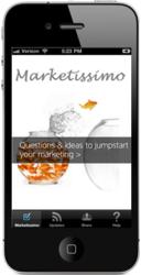 Marketissimo - marketing app for iPhone and iPad
