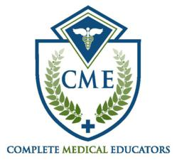 Complete Medical Educators, Inc. Logo