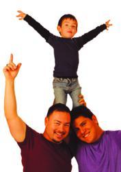A PopLuckClub.org family