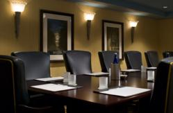 Renaissance Providence Downtown Hotel meeting room