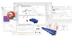 MapleSim is a physical modeling and simulation tool built on a foundation of symbolic computation technology.