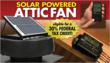 U.S. Sunlight's Solar Attic Fan and Solar Controller Combine to Win...