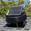 Solar Attic Fan by U.S. Sunlight